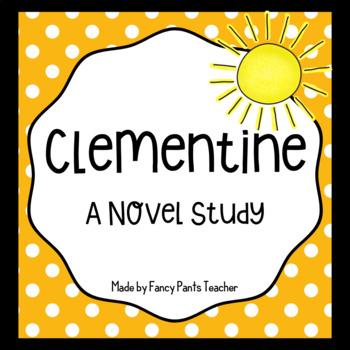 Clementine Novel Unit