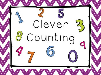 Clever Counting Warm Up PowerPoint