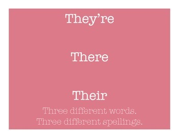 Clever Grammar Posters