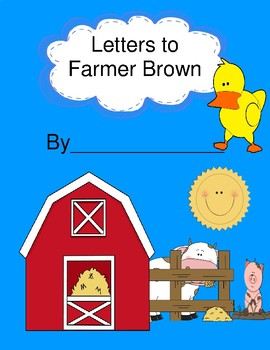 Click, Clack, Moo:  Cows That Type - Letters to Farmer Brown
