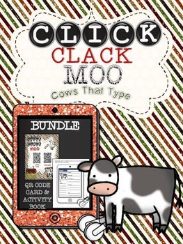 Click, Clack, Moo: Cows That Type Printable Activity Bookl