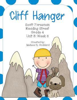 Cliff Hanger : Reading Street : Grade 4