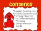 Clifford Unit~ Includes Graphic Organizers & Much More!