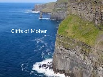 Cliffs of Moher - Ireland Power Point - History Facts Info