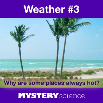 Weather NGSS:Climate & Geography ❤ BUNDLE:Activity, Readin