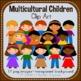 Clip Art Bundle--Borders, Frames, and Children