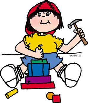 Clip Art CREATIVE KIDS