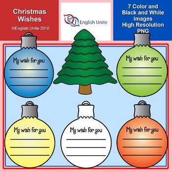 Clip Art - Christmas Wishes