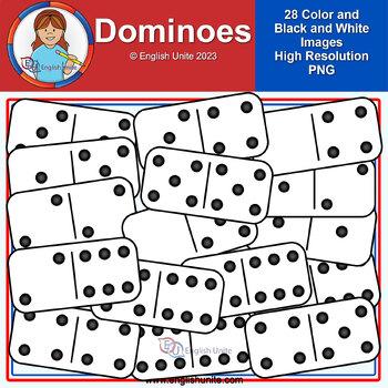Clip Art - DIY Domino's