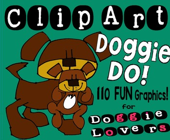Clip Art Doggie Do