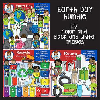 Clip Art - Earth Day Bundle