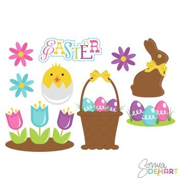 Clipart - Easter Set