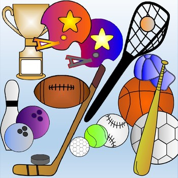 Clip Art - Everything Sports!