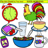 Clip Art Good Morning in color