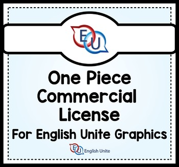 Clip Art - One Piece Commercial License