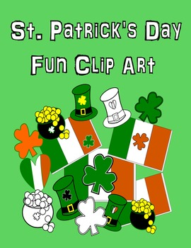 35 clip art png's for ONLY .99 CENTS!! Clip Art St. Patric