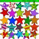 Clip Art Stars! Stars! Stars! Mega Set