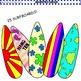Clip Art Surfboards