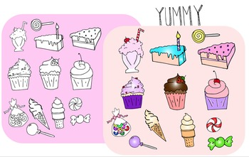 Clip Art - Sweet Treats!