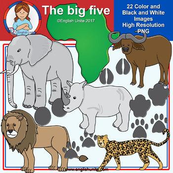 Clip Art - The Big Five