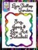 Clip Art~Lace Scallop Borders