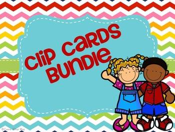 Clip Cards Bundle