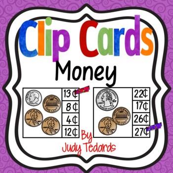 Clip Cards (Money)