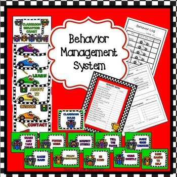 Behavior Management ★ Behavior Management Clip Chart