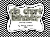 Clip Chart Behavior