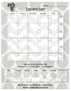 Clip Chart Behavior Calendar