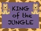 Clip Chart - Jungle/Safari Theme classroom/behavior management