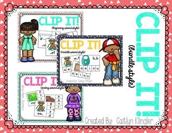 Clip It! {BUNDLE}