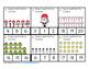 Clip It Christmas Kindergarten Math