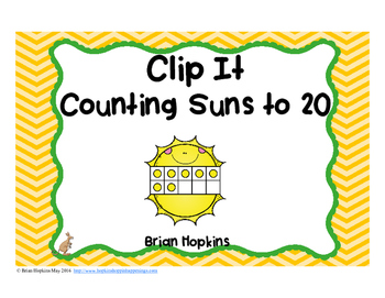 Clip It Counting Suns