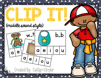 Clip It! {Middle Sound Style}