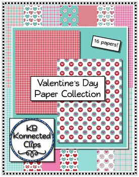 Clip art - Valentine Papers