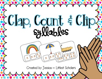 Clip-the-Syllables [Hands-On Syllable Segmentation}