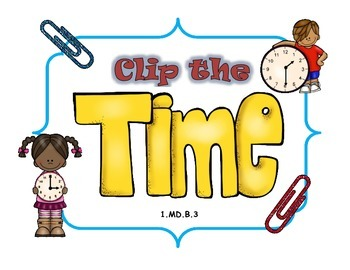 Clip the Time Workstation for Hour and Half-Hour