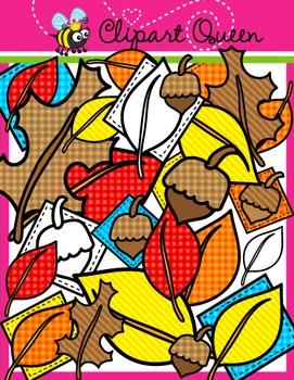 FREE Clipart: Autumn / Fall Leaves
