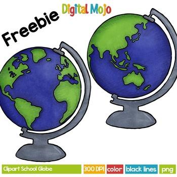 Free clipart - Globe