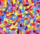 Clipart Digital Paper-Large 18x15 Confetti Background
