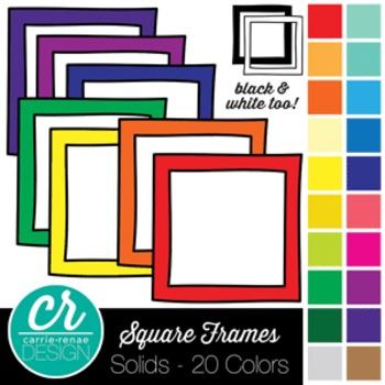 Clipart - Frames