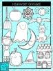 Clipart - Halloween Doodles