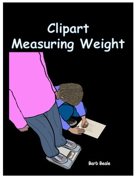 Clipart - Measuring Weight - 9 files