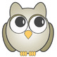"""Clipart Set: """"Whooo"""" Loves Owls? - FREE GRAPHICS"""