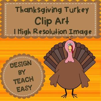 Clipart - Turkey - Digital Image