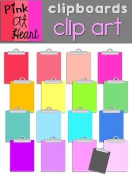 Clipboards Clip Art