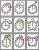 Clock Flash Cards
