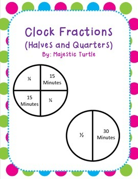 FREE: Clock Fractions