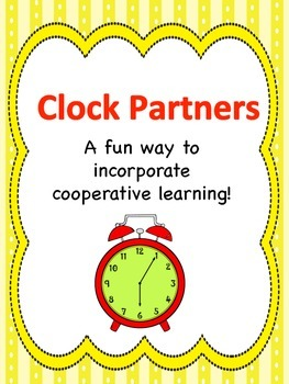 Clock Partners Cooperative Learning